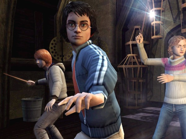 Gra jest angielską wersją demonstracyjną opartą na filmie Harry
