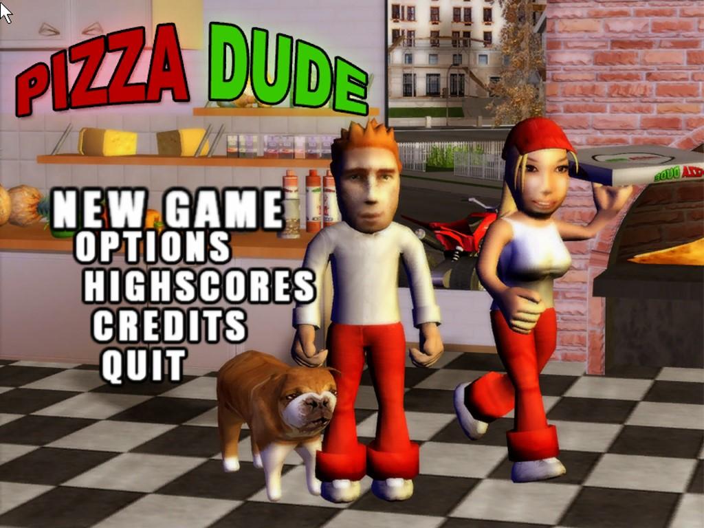 Pizza Dude to gra stworzona na bazie bardzo ciekawego pomysłu jednak