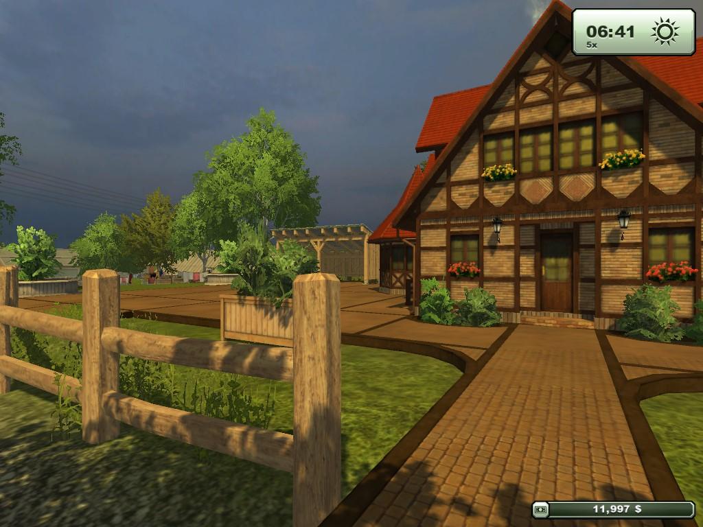 demo, która pokazuje możliwości i wymagania Symulatora Farmy 2013
