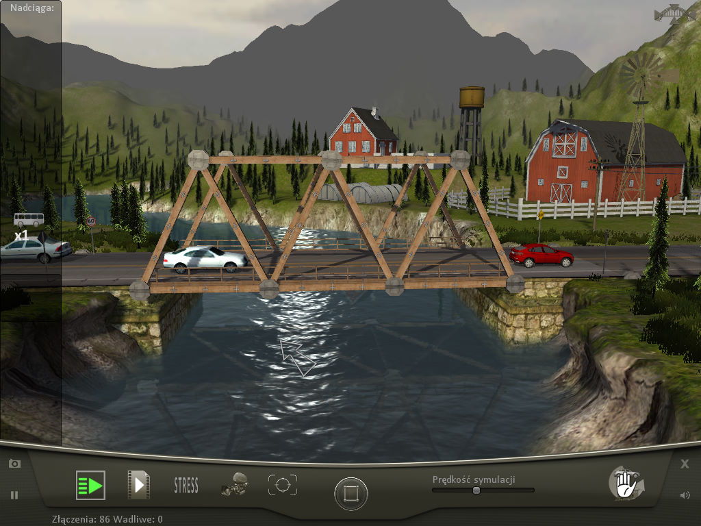 Bridge Project: Symulator Budowy Mostów