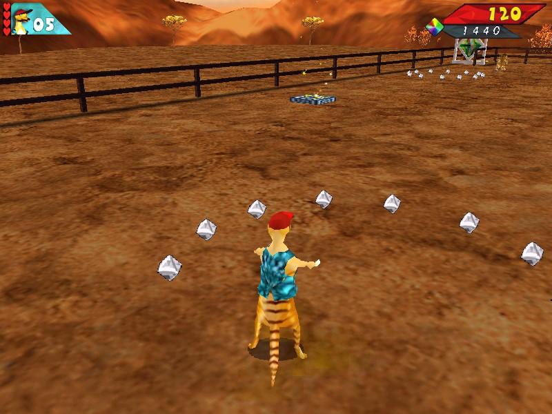 SAMMY SURICATE in Lion-Land to gra przeznaczona dla graczy o
